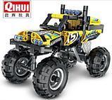 Конструктор qihui 5804 technics ''краулер джип (инерционная модель) аналог лего lego, фото 3