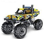 Конструктор qihui 5804 technics ''краулер джип (инерционная модель) аналог лего lego, фото 4