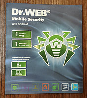 Dr.Web Mobile Security (Android) 1год*1устр. (KHM-AA-12M-1-A3)