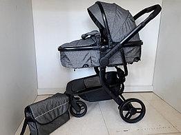 Коляска трансформер Baby Stroller с сумкой 2 в 1 Зима-лето