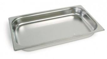 Гастроемкость Gastromix GN 2/1-20 (650х530х20) нерж. сталь