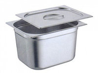 Гастроемкость GASTRORAG 23150 GN 2/3-150 (354х325х150) нерж. сталь