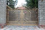Откатные Ворота с автоматикой, фото 4