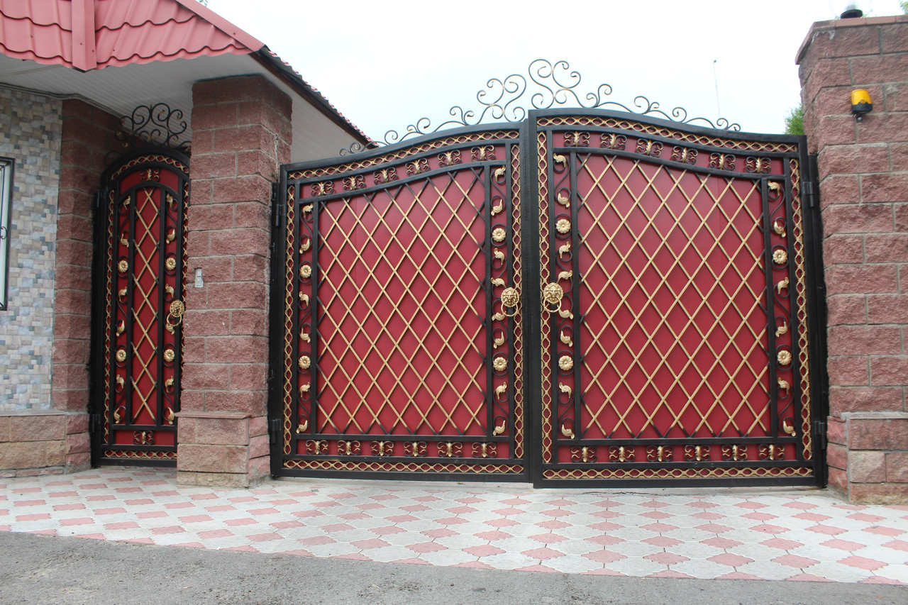 Автоматические ворота