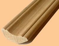 Плинтус деревянный, сосна.