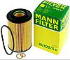 Масляный фильтр mann HU 822/5 х  элемент