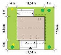 Строительство дома «под ключ» по проекту «Доротея», фото 3