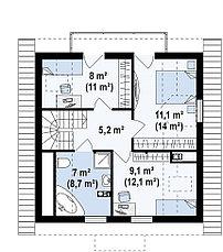 Строительство дома «под ключ» по проекту «Каролос», фото 2
