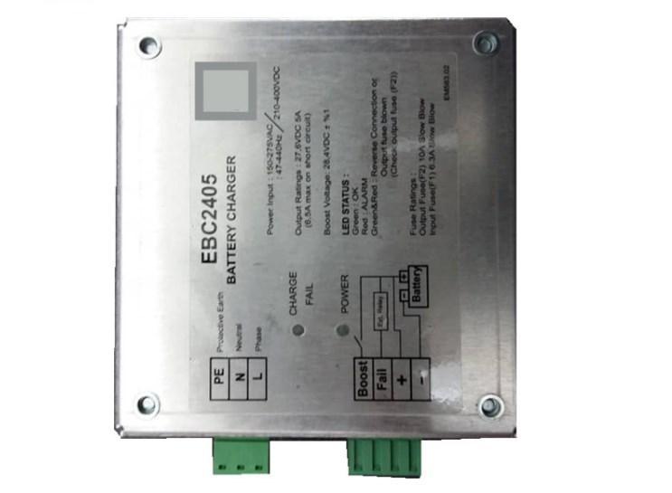 Зарядное устройство генератора EBC2406