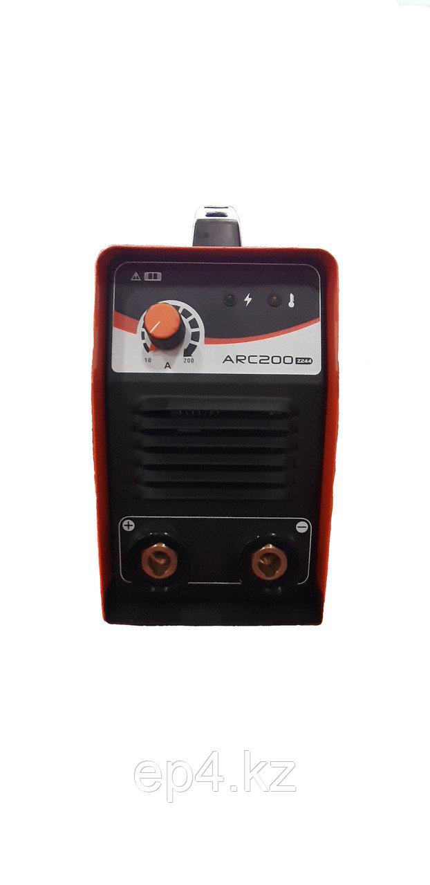 Однофазный сварочный инвертор ARC 200 (Z244)