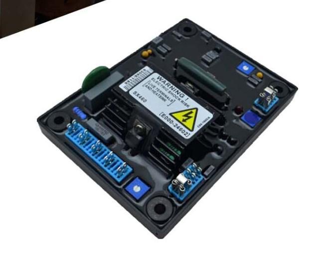SX460 населении бесщеточный генератор 50 Гц AVR Модель