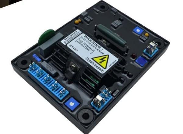 Генератор автоматический регулятор напряжения AVR SX460, фото 2
