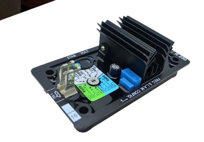 AVR регулятор напряжения генератора R250