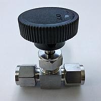 Кран игольчатый ИК-12 мм
