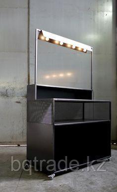 Ресторанная мебель стойки стейшн, фото 2