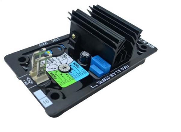 Универсальный AVR регулятор напряжения генератора R250