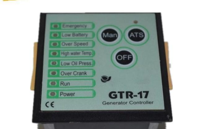 Автоматический регулятор генератора Универсальный пульт дистанционного управления GTR-17 на Лидер продаж