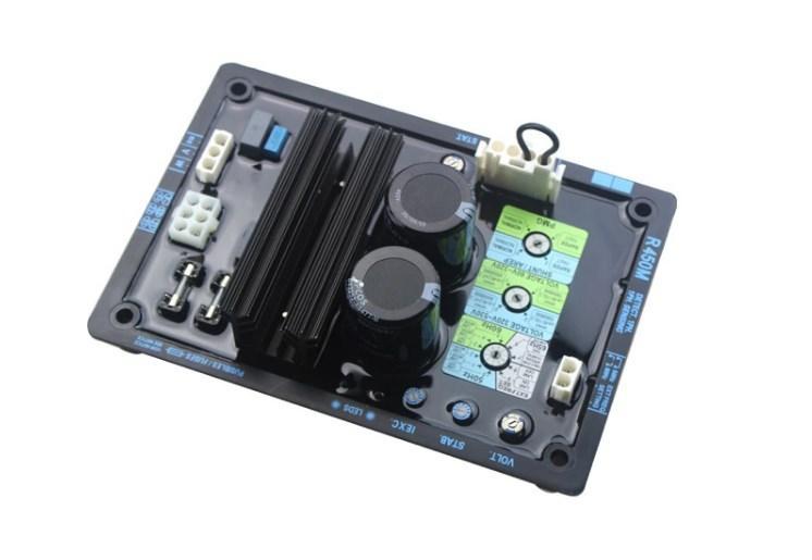 R450M однофазный регулятор напряжения переменного тока для морского генератора