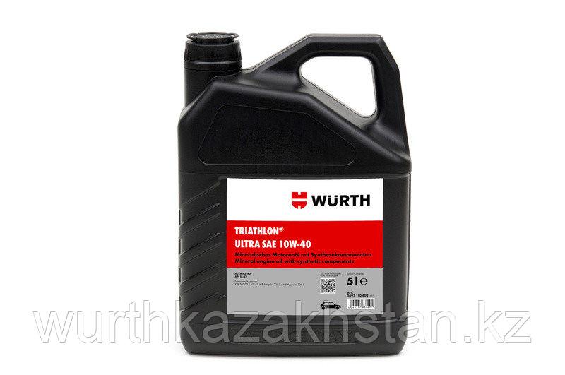 Масло TRIATHLON полусинтетика 10 W 40 1 л.