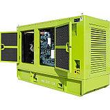 Дизельный генератор GENPOWER GNT25 (20 кВт) в кожухе, фото 2