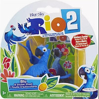 Rio 2 Jakks Pacific Jewel Рио 2 Фигурка Жемчужинка с наклейками
