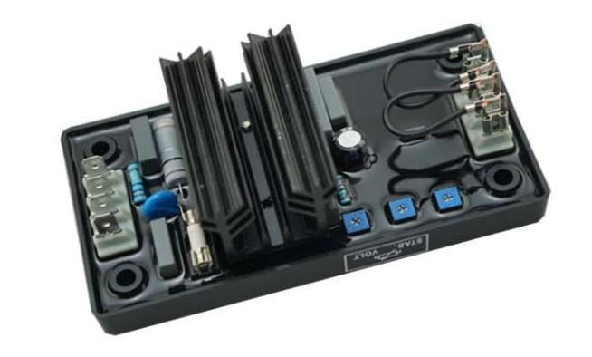 Высокое качество Генератор запасные части регулятор напряжения R230 AVR , фото 2