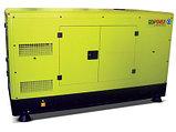 Дизельный генератор GENPOWER GNT 55 (в кожухе), фото 4