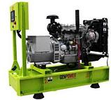 Дизельный генератор GENPOWER GNT 55 (в кожухе), фото 5