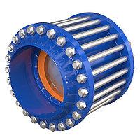 Клапан обратный поворотный 19с11нж межфланцевый (стяжной).