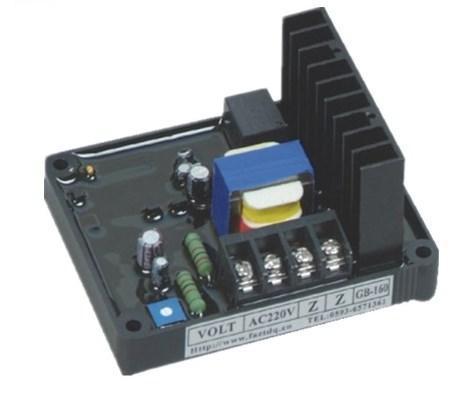Генератор щеток Автоматический регулятор напряжения AVR GB-160, фото 2
