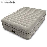 Кровать надувная Queen Prime Comfort, 152х203х51 см 64446 INTEX