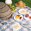 Рюкзак-холодильник для пикников, VILLA, фото 6