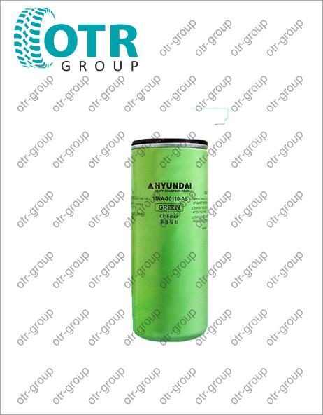Фильтр масляный HYUNDAI R320LC-7 11NA-70110