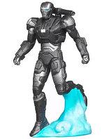 Iron Man Hero A2048, Hasbro Фигурка базовая Железный человек, 5 см ( без уп. )