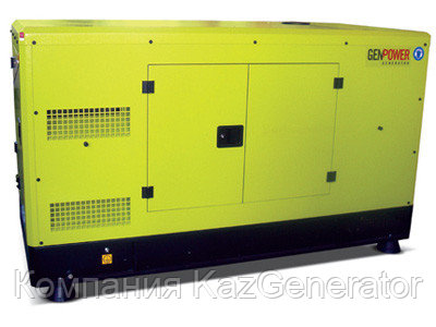 Дизельный генератор GENPOWER GNT 170 (в кожухе)