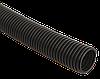 Труба гофр.ПНД d 16 с зондом (25 м ) IEK черный