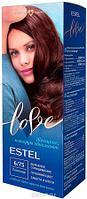 """Крем-краска для волос """"Estel Love"""" (тон: 6/75, палисандр), фото 1"""