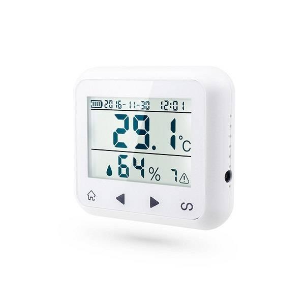 Беспроводной датчик температуры и влажности
