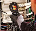 Тепловизионный ИК-термометр FLIR TG165. Внесен в реестр СИ РК, фото 6