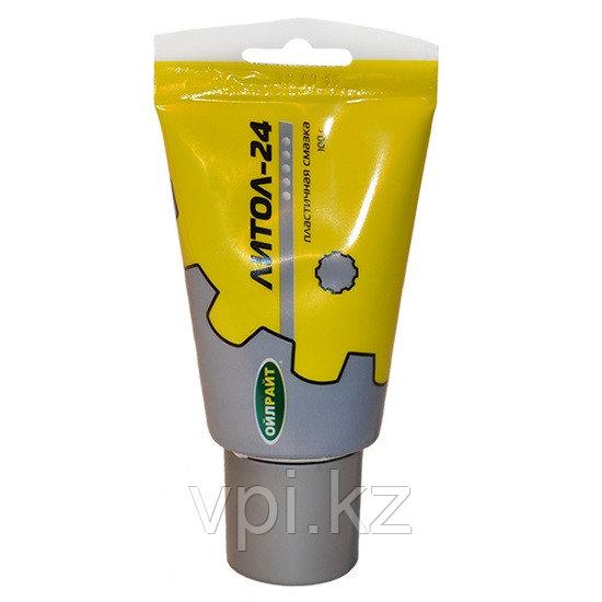 Смазка литол-24, пластичная 100гр. Олрайт