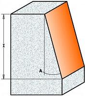 Фрезы для фасок по искусственному камню