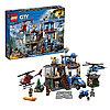 LEGO CITY Полицейский участок в горах 60174