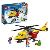 LEGO CITY Вертолёт скорой помощи 60179, фото 1