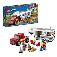 LEGO CITY Дом на колесах 60182, фото 1