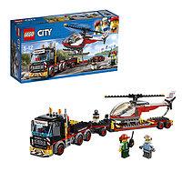 LEGO CITY Перевозчик вертолета 60183, фото 1