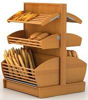 Хлебные стеллажи, фото 1