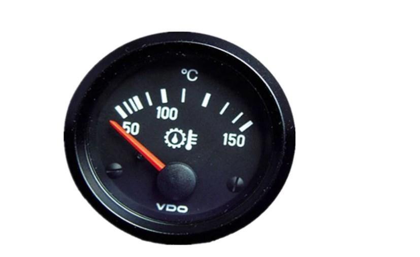 Цифровой измеритель топлива электронный измеритель топлива Калибр 52 мм