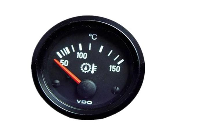 Цифровой измеритель топлива электронный измеритель топлива Калибр 52 мм, фото 2