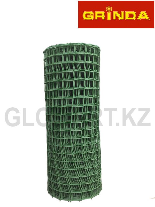 Решетка садовая в рулоне GRINDA 1х20 м, ячейка 50х50мм 64516