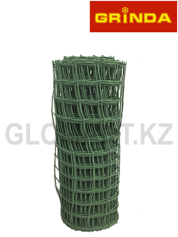 Решетка садовая в рулоне GRINDA 1х20 м, ячейка 83х83 мм 64521